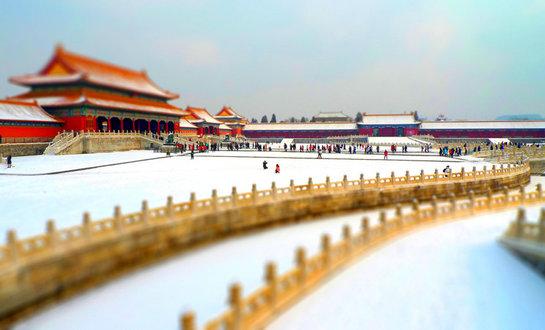 郑州到北京散客天天发-皇城悠然五日游